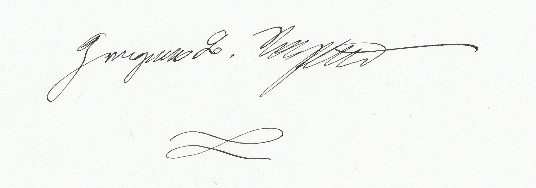 This is                      my signature.